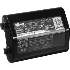Batteria Nikon EN-EL4a ORIGINALE D3X D3S D3 D300S D300 D2X D2H D2Xs D2Hs F6