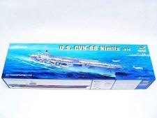 Modellini statici di barche, navi, imbarcazioni portaerei