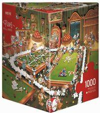 MICHAEL RYBA - BILLIARD - Heye Puzzle 29232 - 1000 Pcs.