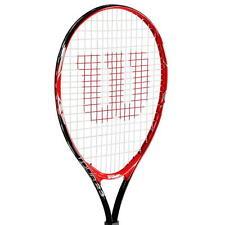 Wilson Tour raqueta de tenis infantil juvenil de tenis Racket rojo 19,21,23,25 Inch