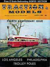 Traction & Models, vol. 5, n°1 - March 1969