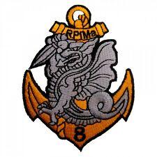 Ecusson / Patch 8eme RPIMa (Régiment Parachutistes d'Infanterie de Marine)