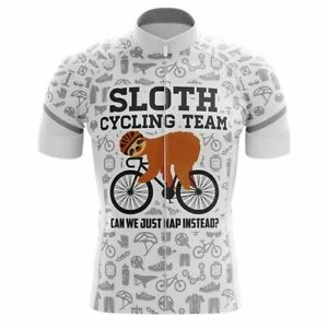 Sloth Cycling Team V3 Cycling Jersey