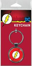 The Flash Logo Keychain