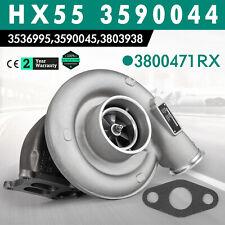 Fine Turbocharger HX55 3590044 3800471 for Cummins ISM ISME M11 Engine Fast