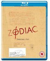 Zodiac - Directors Cut [Blu-ray] [2007] [Region Free] [DVD][Region 2]
