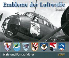 Urbanke: Embleme der Luftwaffe Band 1: Nah- und Fernaufklärer Handbuch/Modellbau