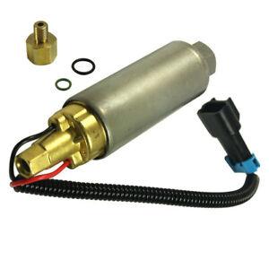 Power Fuel Pump Fits Mercruiser Carburated 4.3 V6 5.7 5.0 Carb 861155-2 1pcs