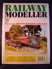 1 - Railway modeller - April 1999 - Contents page shown in photos