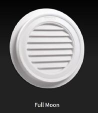 Gable Vent Full Moon 330mm Functional