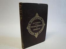 Evolution Individuelle et Heredite par Felix de Dantec 1901