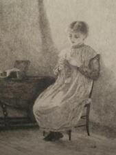 Ladies Modern (1900-79) Date of Creation Art Prints