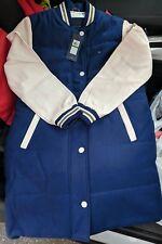 Girls Tommy Girl Hilfiger Long winter Jacket- Brand New size Large (12-14)