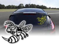 Auto Aufkleber Hornet Hornisse Wespe Sticker  25cm JDM OEM Decals Autoaufkleber