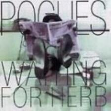 THE POGUES - Waiting for Herb - 12 TRACK MUSIC CD - LIKE NEW - F064
