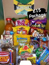 Jamaican Gifts Caribbean Food Snacks Drinks Food Box Package Hamper Gift  £15