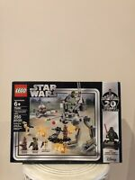 LEGO Star Wars Clone Scout Walker - 20th Anniversary Edition Set  75261 Damaged