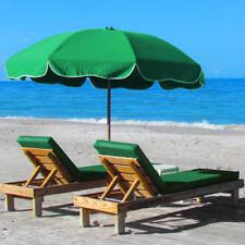 Sonnenschirm Gartenschirm 160 Sonnenschutz Schirm Camping UV Schutz Strandschirm