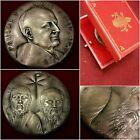 364 - Medaglia Papa Paulus VI Pont. max - Anno V (con scatola originale)
