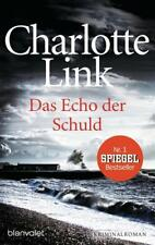 Das Echo der Schuld von Charlotte Link (2014, Klappenbroschur)