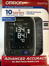 Omron BP786 10 Series Wireless Upper Arm Blood Pressure Monitor NEW