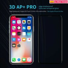 Glass Tempered Curved Screen Full Nillkin 3D Ap + pro apple iphone XS Max