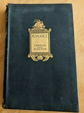 Romance: A Novel by Joseph Conrad and F.M. Hueffer (1920)