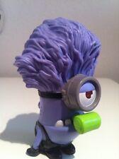 McDonald's Minion Noisemaker, Purple Minion mit Tröte, neu, ovp