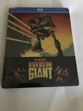 The iron giant Steelbook Blu-ray Bluray