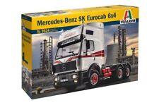 Italeri Mercedes-benz SK Eurocab 6x4 Autocarro Camion 1 24 Kit di costruzione