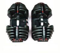 NEW  Bowflex SelectTech 1090 Adjustable Dumbbells Set of Two
