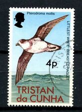Birds Used Tristanian Stamps