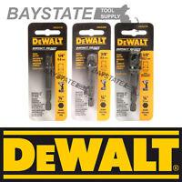 DeWalt Impact Driver Ready 3-Pc Socket Adapter Set DW2541IR, DW2542IR, DW2547IR