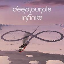 Infinite (Gold Edition) - Deep Purple (2017, CD NEU)