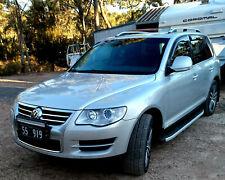 VW TOUAREG 2002+ Pedane Sottoporta Barre Laterali in Alluminio