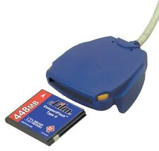 Delkin DDREADER-12 USB Card Reader for CF Type I and II [Personal Computers]