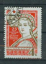 Russland Briefmarken 1965 25 Jahre Litauische SSR Mi.Nr.3087