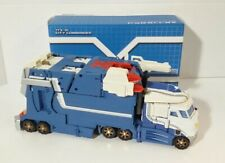 Transformers ULTRA MAGNUS CLASSICS figure FANS PROJECTS Commander City tfx03 LOT