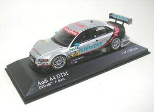 Audi A4 No.7 DTM 2007 (For Biela ) 1:43 MINICHAMPS