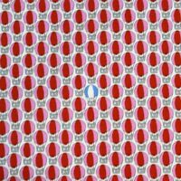Count on Me Hot-Air Balloons Red Stof Quilting 100% cotton fabric by the yard
