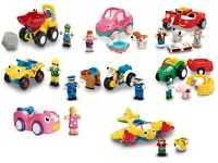 Big Value Play Vehicle & Play Set from WOW Toys for 1.5 yrs+ RRP Worth £120
