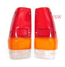 For Mitsubishi L200 Express Ute 79-86 MA MB MC MD Tail Light Lenses LH RH pair