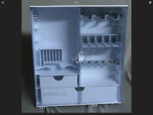 Original Bernina Storage Box for Sewing Machine Accessories