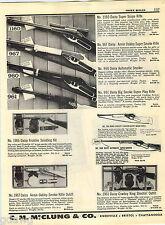 1957 ADVERT Daisy Air Rifle BB Gun Annie Oakley Smoke Frountier Scout Golden