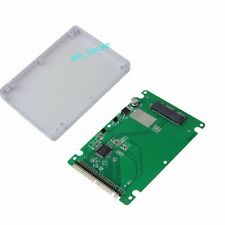 "Micro 1.8"" SATA To 2.5"" PATA/IDE SSD HHD Converter Adapter Card With White Case"