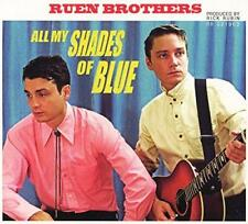 Ruen Brothers - All My Shades Of Blue (NEW CD)