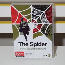 DVD THE SPIDER VINTAGE DANISH TV CRIME DRAMA