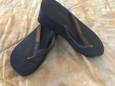 b6e33cdded NWT Calvin Klein Women's Wedge Flip Flops Sandal Size 7