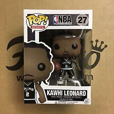 Funko Pop NBA Series 3 Kawhi Leonard Spurs IN HAND