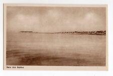 Quai de BAIE DES SABLES Quebec Canada 1930-40s Intaglio Gravure Ltd. Postcard 2